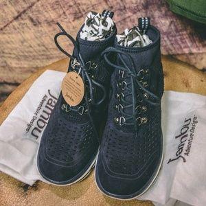 Shoes - NWT Jambu Wedge Sneaker